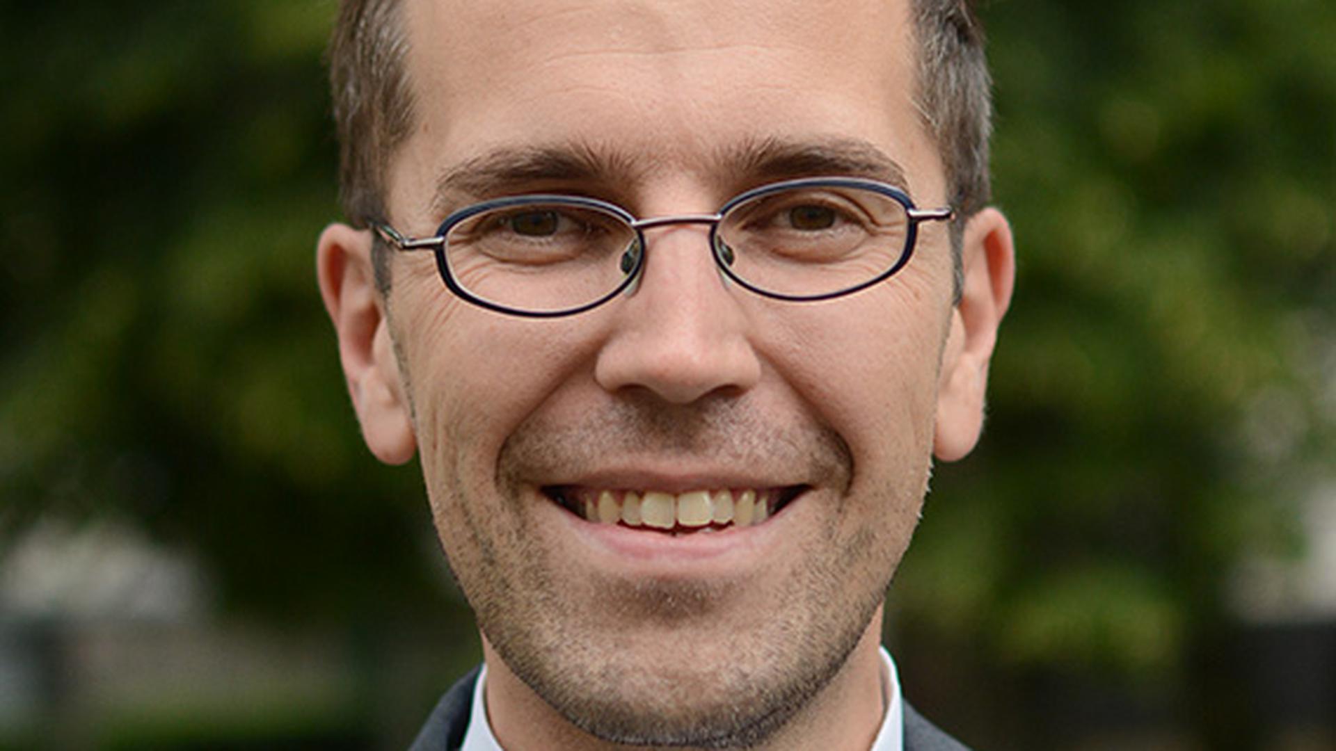 Bernd Gehrke leitet das Referat Liturgie und Sakramente der Erzdiözese Freiburg.
