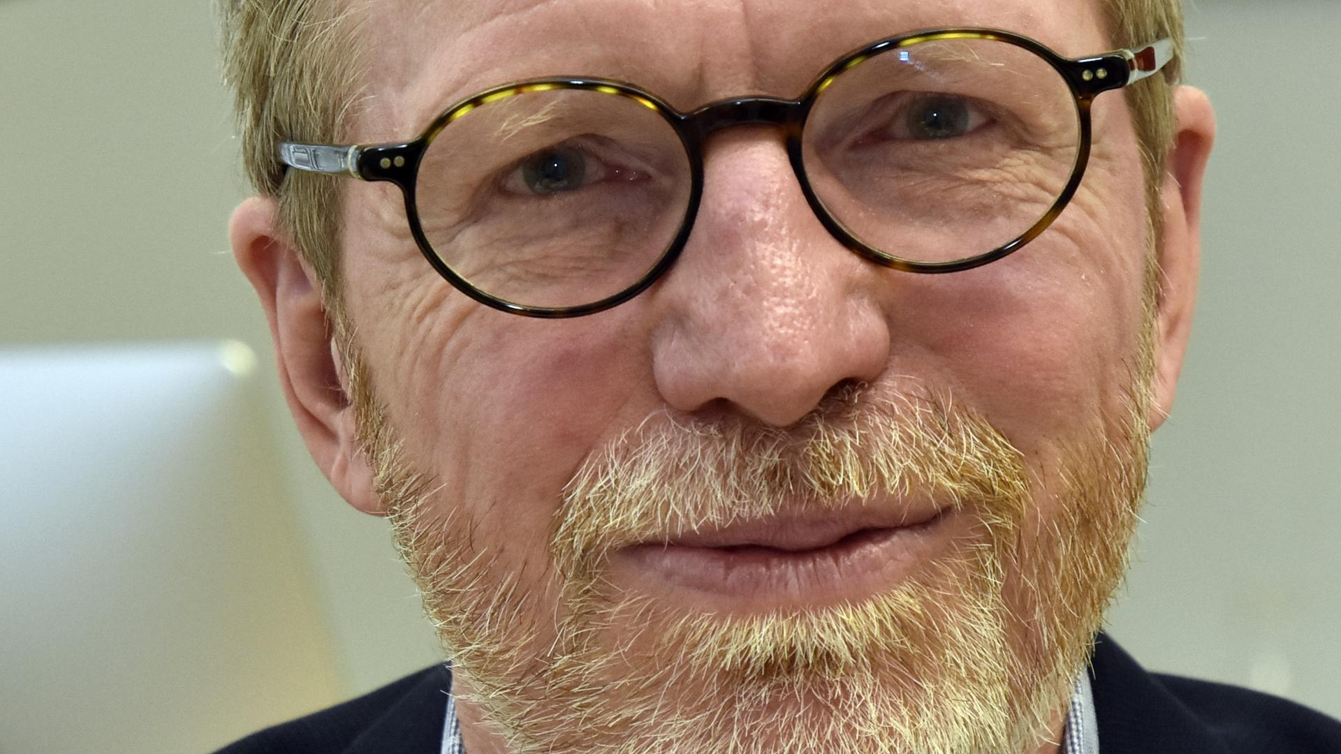 Gerd Hager, Direktor des Regionalverbands Mittlerer Oberrhein.