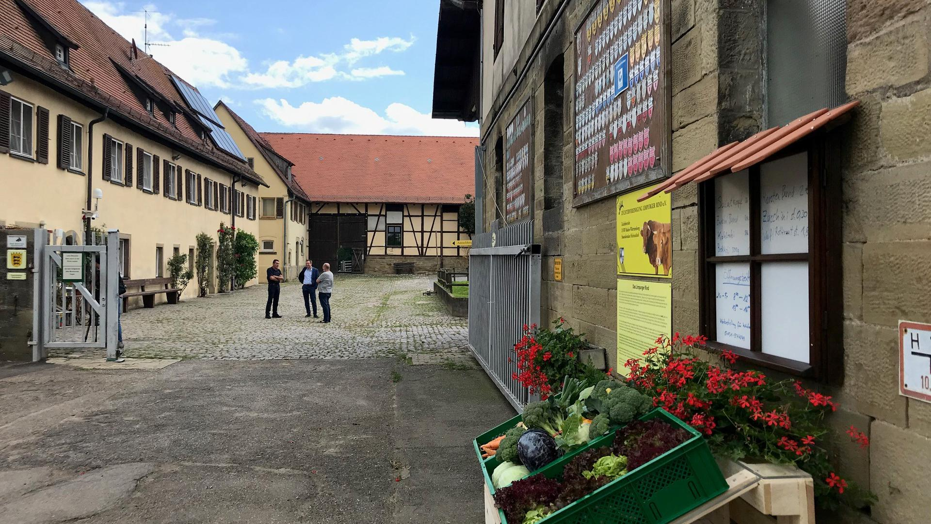 Hohrainhof bei Heilbronn