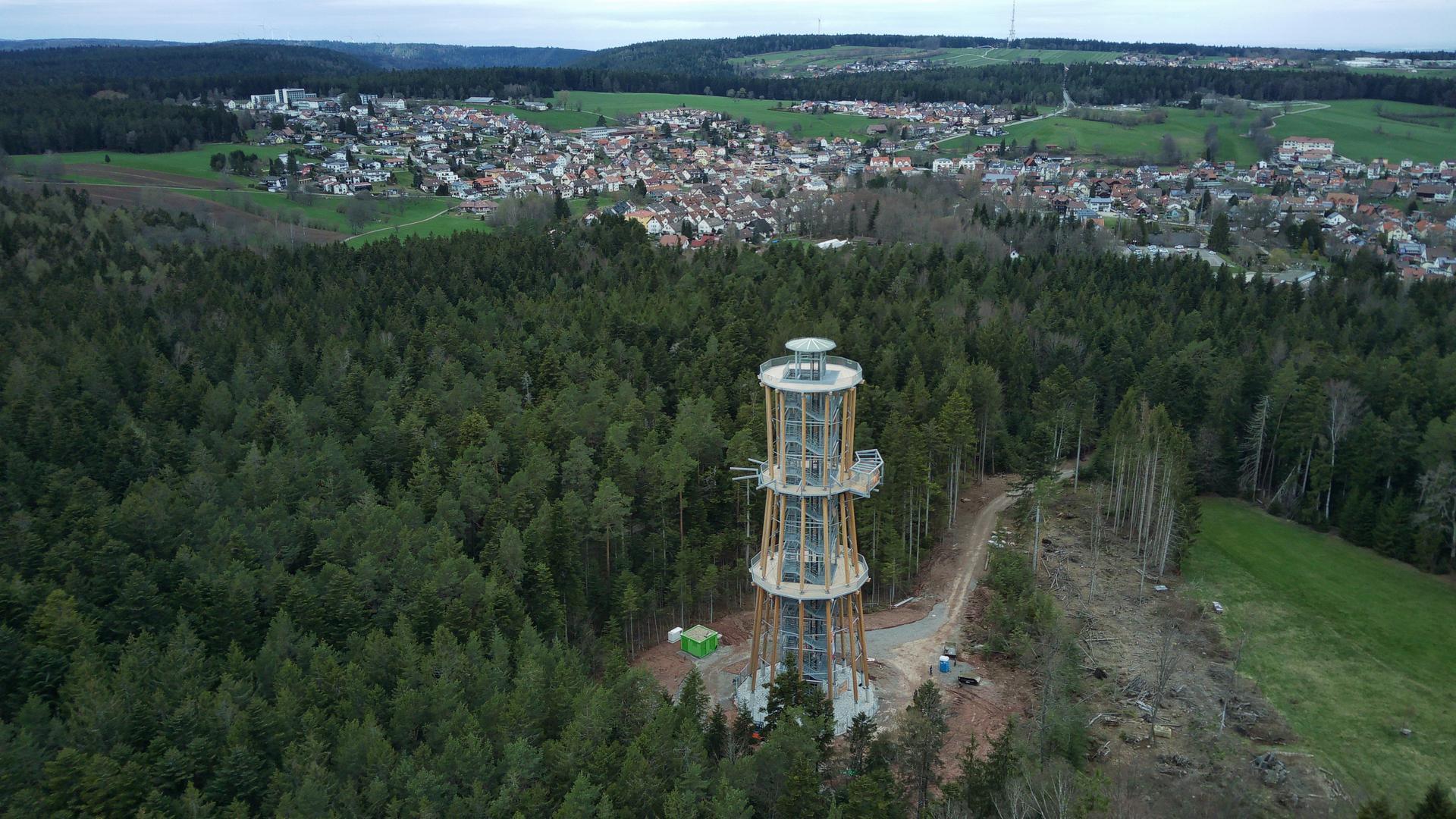 Aussichtsturm Schömberg