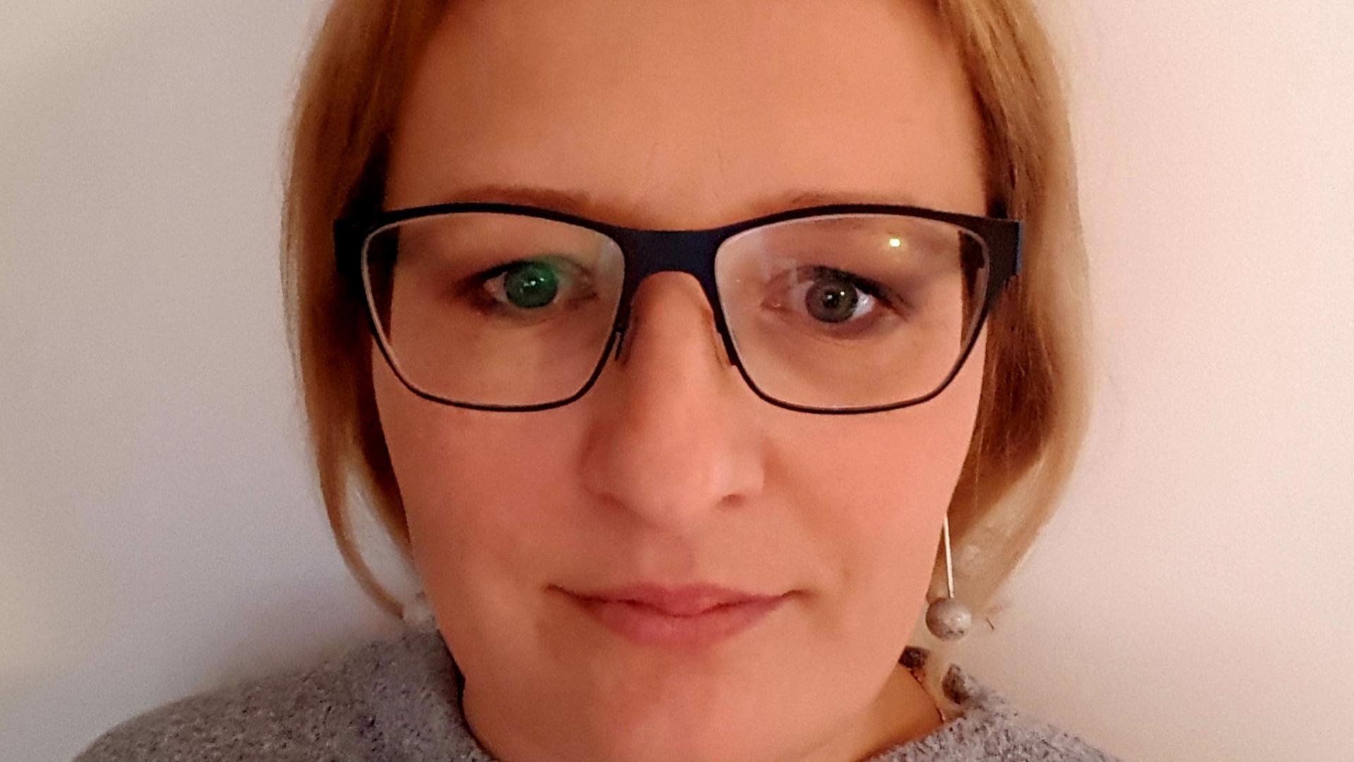 Porträtbild Magdalena Swaczyna
