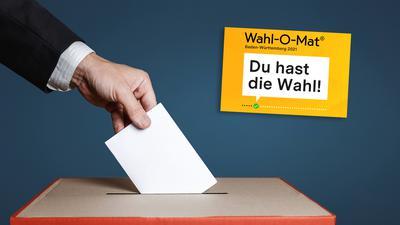 Der Wahl-O-Mat hilft Wählern, ihre Positionen mit denen der Parteien bei der Landtagswahl in Baden-Württemberg abzugleichen.