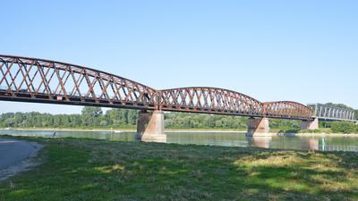 Wintersdorf - Beinheim - Brücke