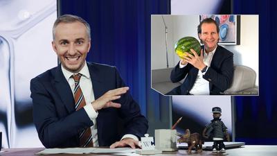 TV-Satiriker Jan Böhmermann hat sich in seiner Sendung ZDF-Magazin Royale mit dem Bruchsaler CDU-Abgeordneten Olav Gutting beschäftigt.