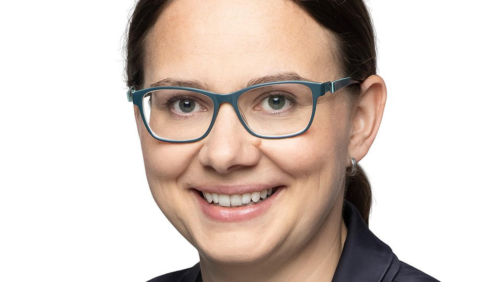 Katrin Schindele aus Baiersbronn wurde für die CDU frisch in den Landtag gewählt.