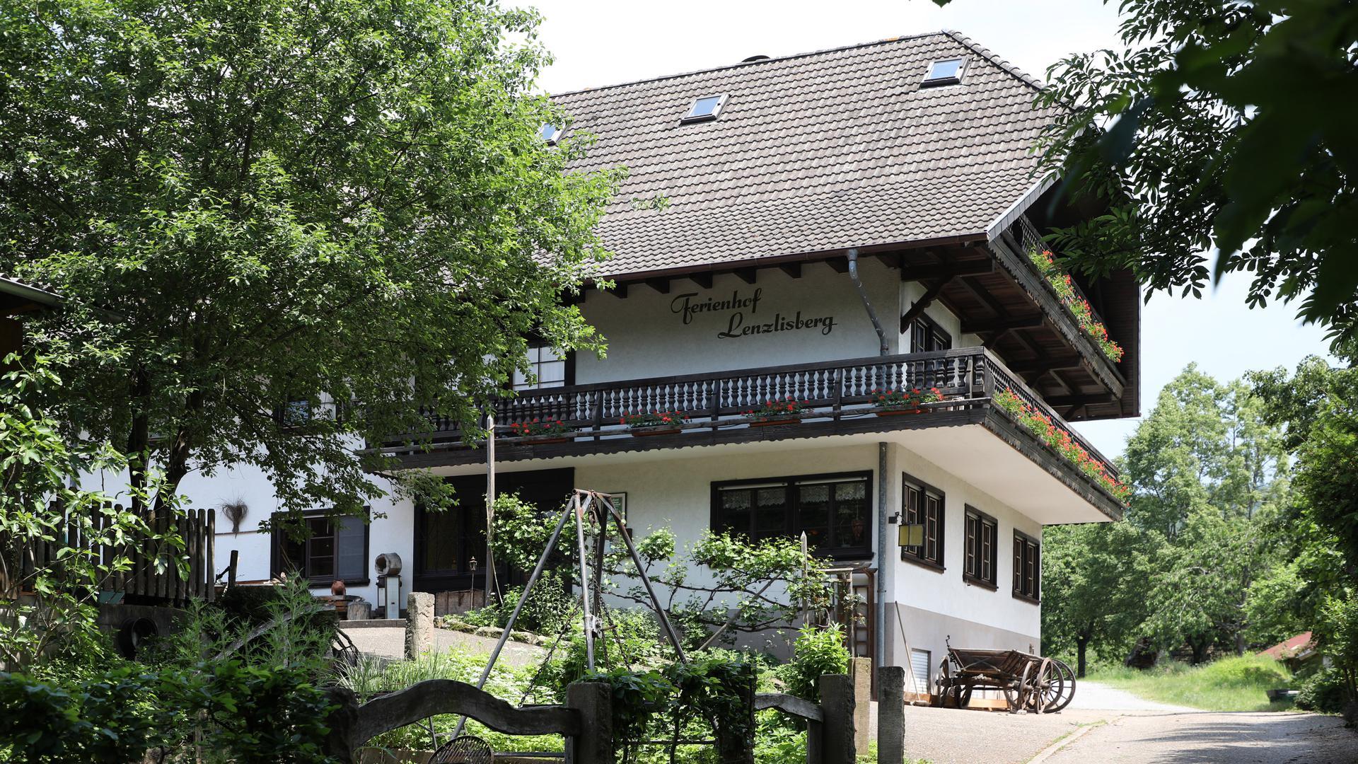 Kein Zutritt für Geimpfte: Die Betreiberin des Ferienhofs Lenzlisberg im Ortenaukreis möchte nach eigenen Angaben Nicht-Geimpfte bevorzugen und hat daher schon geimpfte Gäste abgelehnt.