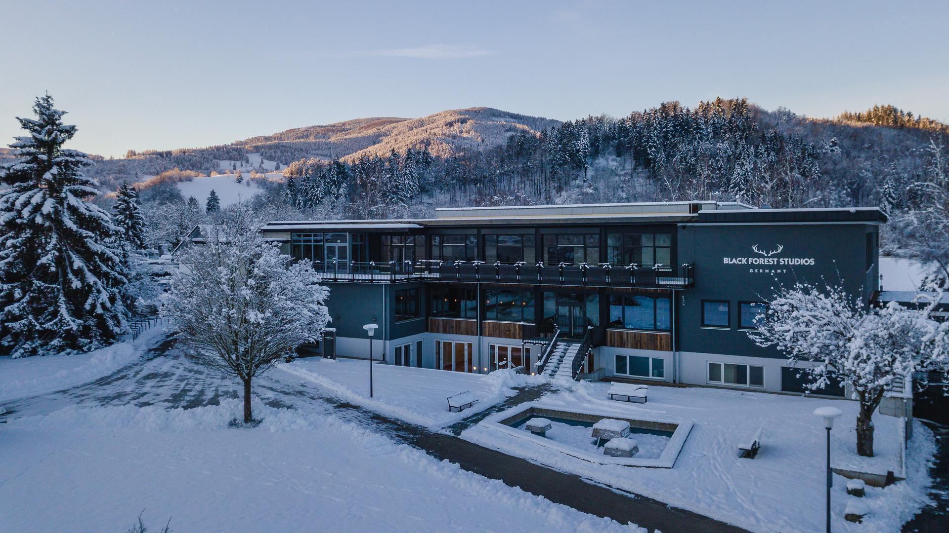 Die Black Forest Studios in Kirchzarten.
