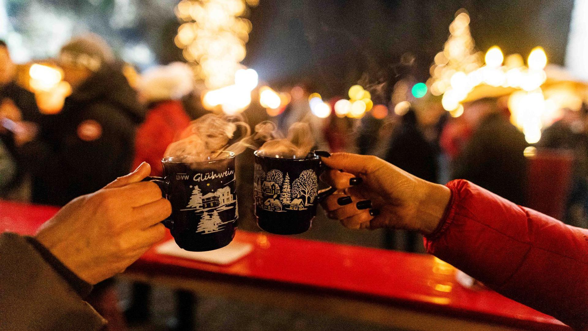 Falls es im Jahr 2020 in Baden-Württemberg Weihnachtsmärkte gibt, könnten diese ohne Glühwein stattfinden.