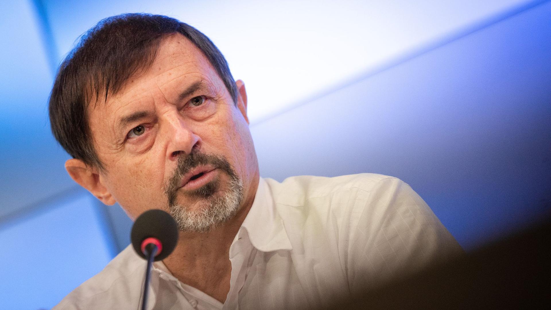 Ralf Scholl, Landesvorsitzender des Philologenverbands Baden-Württemberg (PhV).