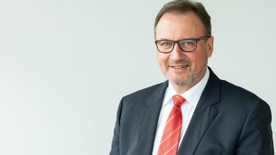 Präsident des Landkreistags Thüringen, Joachim Walter.