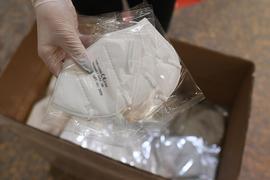 In ihrer Apotheke erhalten Menschen aus der Corona-Risikogruppe ab Januar weitere FFP2-Masken.