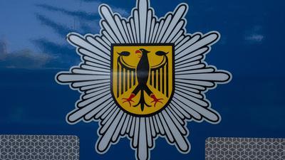 Das Logo der Bundespolizei.