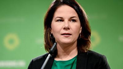 Annalena Baerbock, Grünen-Bundesvorsitzende.