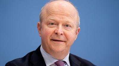 Michael Theurer, stellvertretender FDP-Fraktionsvorsitzender.