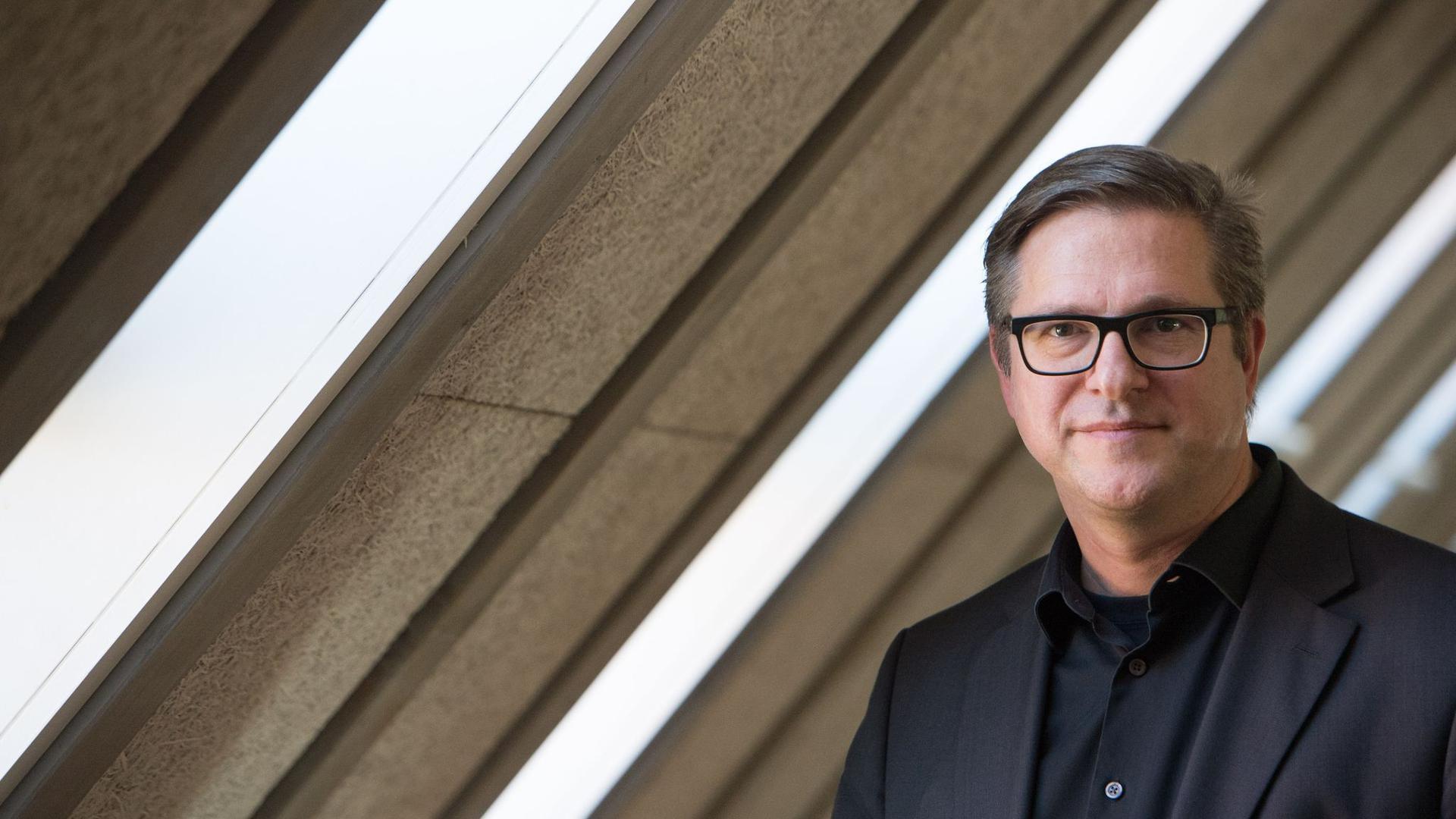 Der Medienforscher Frank Brettschneider.