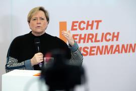 Baden-Württembergs Kultusministerin Susanne Eisenmann (CDU).