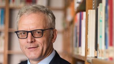 Der Politologe Ulrich Eith.