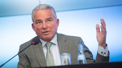 Thomas Strobl (CDU) kommentiert die Niederlage seiner Partei bei der Landtagswahl.