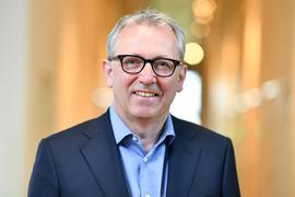 Peter Kurz, Oberbürgermeister der Stadt Mannheim.