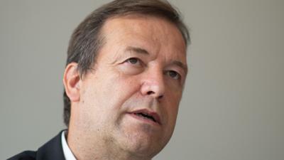 Thomas Marwein (Bündnis 90/Die Grünen), Beauftragter der Landesregierung für den Lärmschutz.