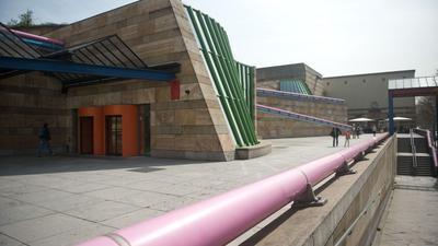 Die Staatsgalerie Stuttgart Stuttgart.