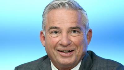 Thomas Strobl (CDU), Innenminister von Baden-Württemberg.
