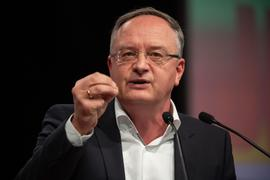 Andreas Stoch, SPD-Fraktionschef in Baden-Württemberg.