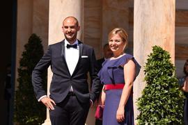 Danyal Bayaz (37) und Katharina Schulze.