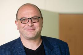 Der Vorsitzende des Vorstands des Landeselternbeirats Baden-Württemberg, Michael Mittelstaedt.