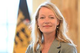 Thekla Walker (Bündnis 90/Die Grünen), Umweltministerin von Baden-Württemberg.