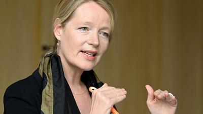 Baden-Württembergs Umweltministerin Thekla Walker (Grüne).
