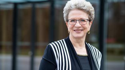 Staatsrätin Barbara Bosch.