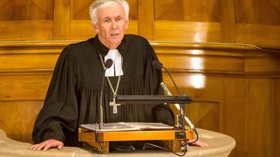 Jochen Cornelius-Bundschuh, Landesbischof der Evangelischen Landeskirche in Baden.