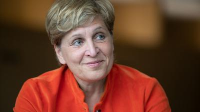Nicole Razavi (CDU), baden-württembergische Ministerin für Wohnen und Landesentwicklung.