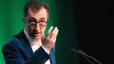 Cem Özdemir (Bündnis 90/Die Grünen), erfolgreichster Grünen-Direktkandidat.