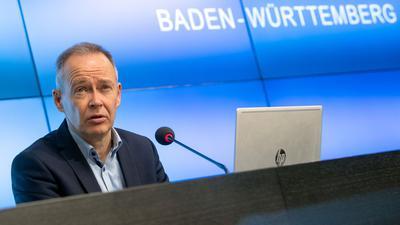 Stefan Brink, Baden-Württembergs Landesbeauftragter für Datenschutz und Informationsfreiheit.