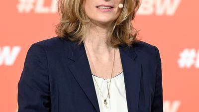 Isabell Huber, die Generalsekretärin der CDU in Baden-Württemberg.