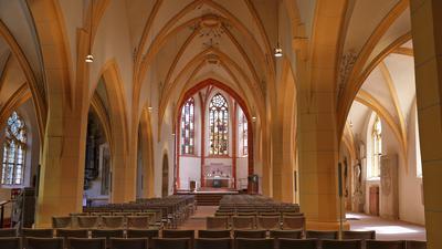 Auch die evangelische Landeskirche Baden muss neue Wege finden, um ihre Mitglieder zu erreichen. In Corona-Zeiten ist es hier ein Online-Gottesdienst von Landesbischof Jochen Cornelius-Bundschuh.