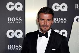 Bei der Online-Gala am Samstagabend hat auch David Beckham einen Gastauftritt.