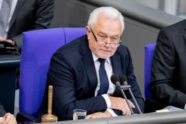 Bundestagsvizepräsident Wolfgang Kubicki.