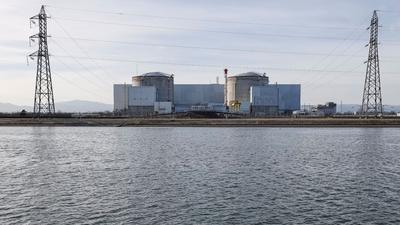 Das betriebsälteste Atomkraftwerk Frankreichs wird endgültig abgeschaltet. Der zweite Druckwasserreaktor soll heruntergefahren werden.