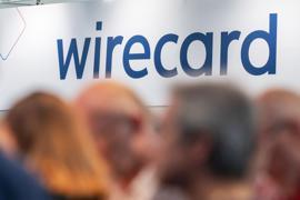 Wirecard taumelt: An der Frankfurter Börse hatte der Skandal einen Ausverkauf der Wirecard-Aktien zur Folge.