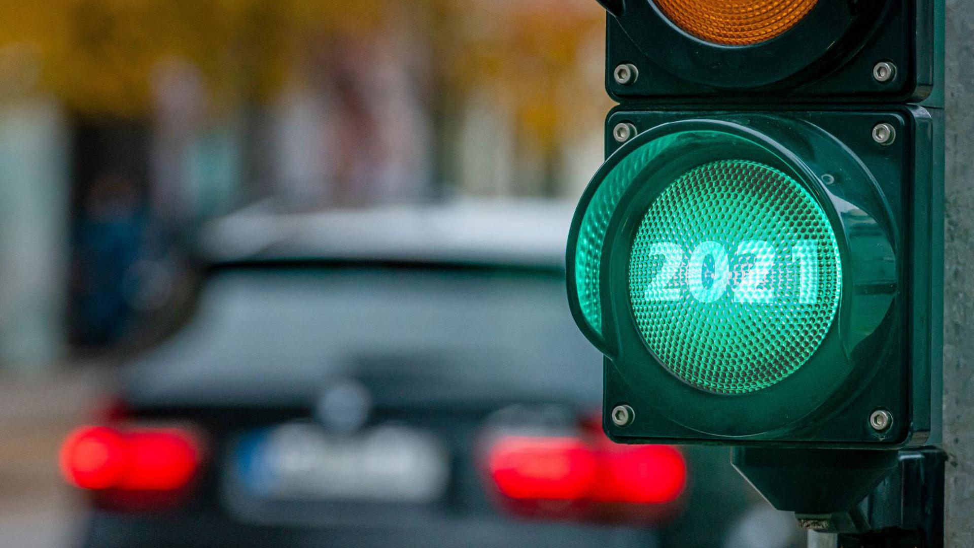 Änderungen für Autofahrer im Jahr 2021