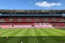 Der Sieger der Europa League wird in Köln gekürt.