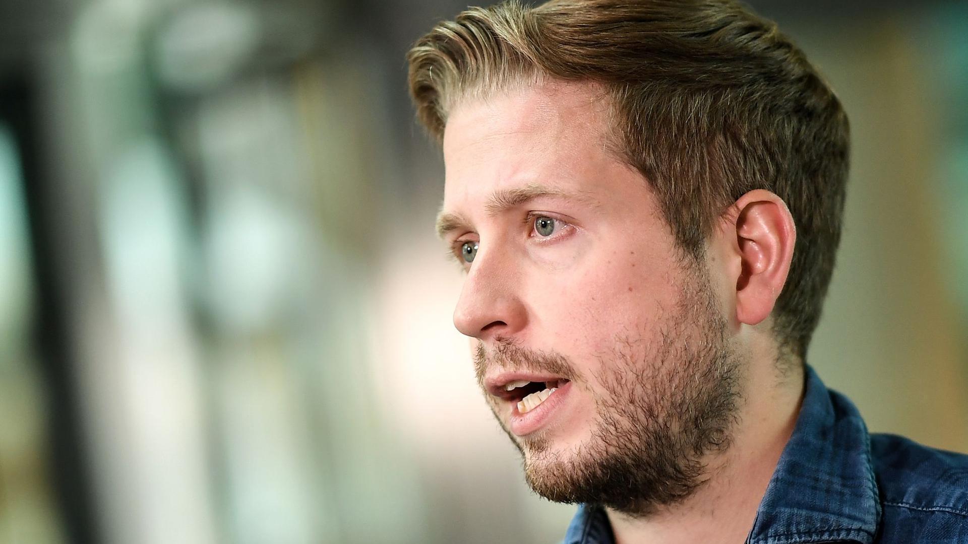 Kevin Kühnert (SPD).