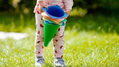 Die Lebenszufriedenheit deutscher Kinder ist einer Unicef-Studie zufolge geringer als in anderen Industrieländern.