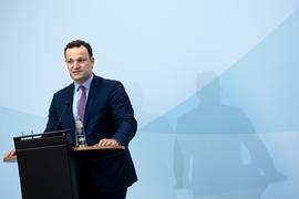 """""""Es hat Russland vor allem in der Hand, ob und wie es mit Nord Stream 2 weitergehen kann"""", sagt Jens Spahn."""
