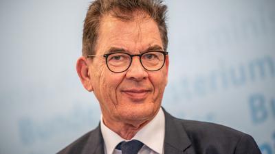 Gerd Müller (CSU), Bundesminister für wirtschaftliche Zusammenarbeit und Entwicklung.