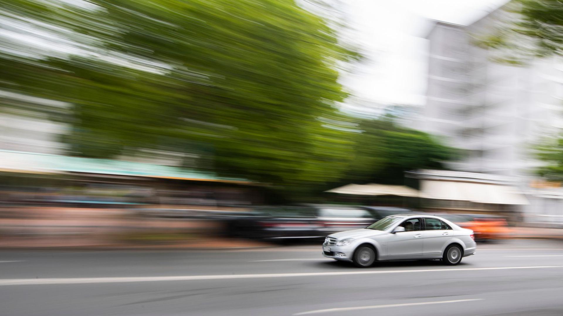 Streit vor Bundesratssitzung: Die verschärften Strafen für zu schnelles Fahren könnten abgemildert werden.