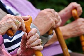 Die Linke will eine Nullrunde für Rentner unbedingt verhindern.